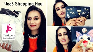 Yea3 Shopping Haul | Affordable Products| Clothing,Jwellery,Hand Bags,Kitchen,Makeup,|SWATI BHAMBRA