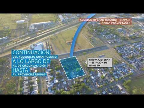 Acueducto Gran Rosario 2018. 2da. etapa