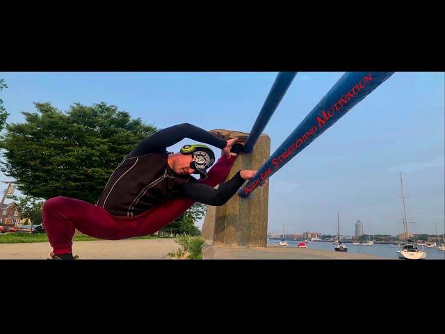 Motivation Stretching Training System Alex Lee