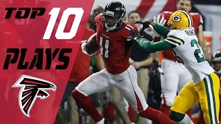 Falcons Top 10 Plays of the 2016 Season | NFL Highlights