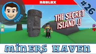Roblox: Miners Haven: Ep 26 : Easter Update and New Items!!