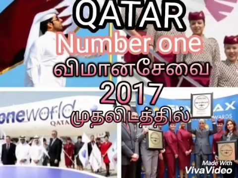 Qatar's top air service in 2017. 87 place sri lanka