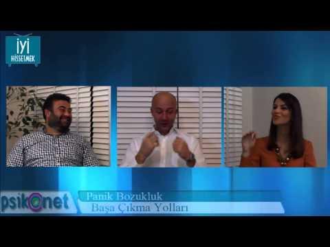 Panik Bozukluk Ve Kaygı Bozuklukları - Www.iyihissetmek.tv - 17 Aralık 2013