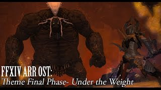 Ffxiv Ost Titan Theme / Final Phase ( Under The Weight ) - Titan Hm - Drg Pov