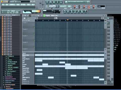 Auburn  La La La FL Studio 9 Remake