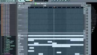 Auburn - La La La (FL Studio 9 Remake/Cover)