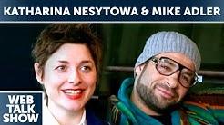 """Mike Adler und Katharina Nesytowa: """"Wir hoffen, dass """"Die Jungen Ärzte"""" noch lange gehen werden!"""""""