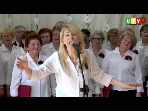 """Ursynovia cantabile - Edith Piaf """"La foule"""""""