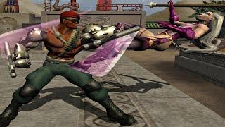[TAS] Mortal Kombat Deception - Jax (GC)