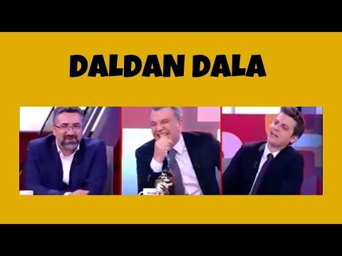 Daldan Dala (Efsane 3lüler, Metin Ali Feyyaz, Chat, Türküler, En Güzel Şehir)