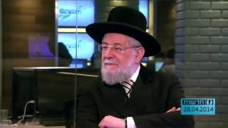 """הרב לאו על הישראלים בברלין: """"הם לא למדו שום דבר"""""""