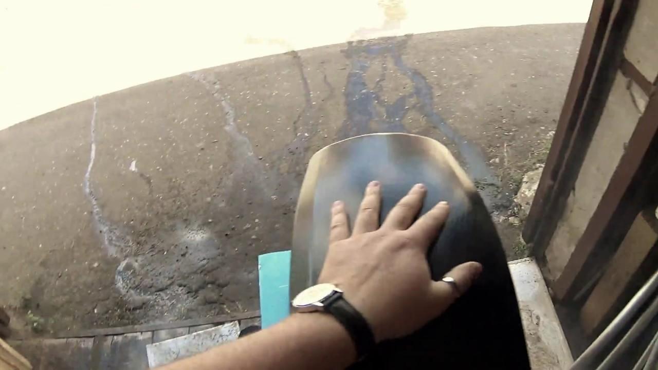 Стартер Нептун 23 на Ветерок 8м - YouTube