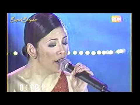Songbird Sings: I DON'T WANNA MISS A THING - Regine Velasquez