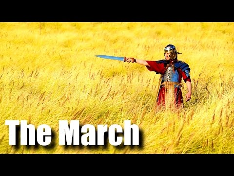 The March - The Human Condition Of The Legionaries
