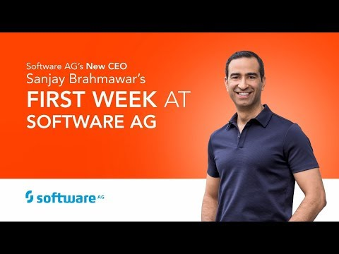 Our New CEOs First Week at Software AG