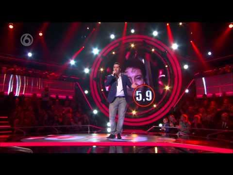 René Froger door Ray | Ronde 1 - Show 6