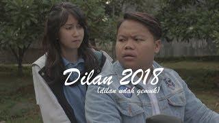Trailer Dilan 2018 - Dilan udah gemuk (Parody Trailer Dilan 1990) by Dwiki Afrilian