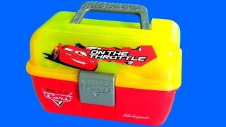 Disney Pixar Cars Tool Box of Surprises