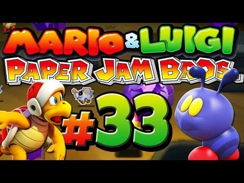 MARIO & LUIGI: PAPER JAM BROS. # 33 ★ Sesam öffne dich! [HD   60fps]