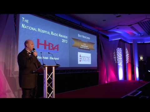 The National Hospital Radio Awards 2013