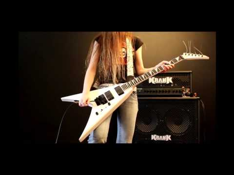 Fast Guitar Solo by Ravyn