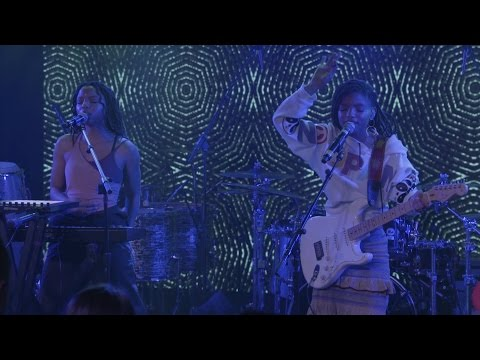 Chloe x Halle - Up All Night (Live from SXSW 2017)