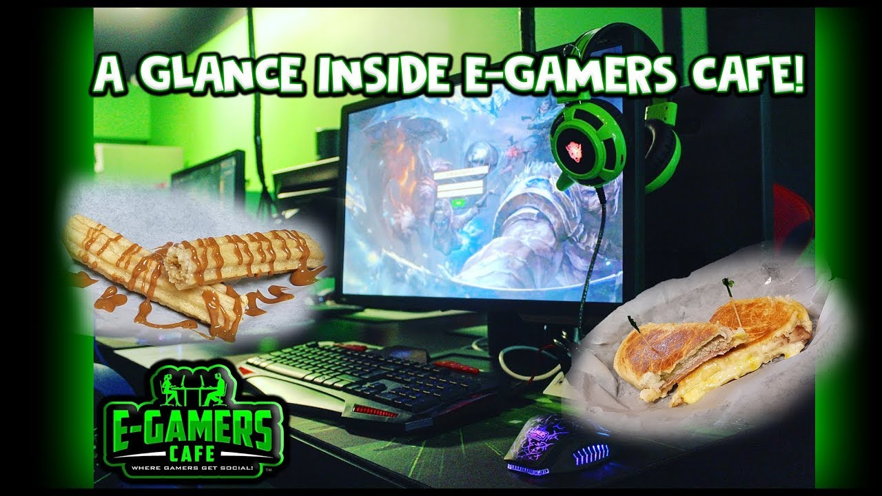 Video Gaming Cafe | Jackson | E-Gamers Cafe
