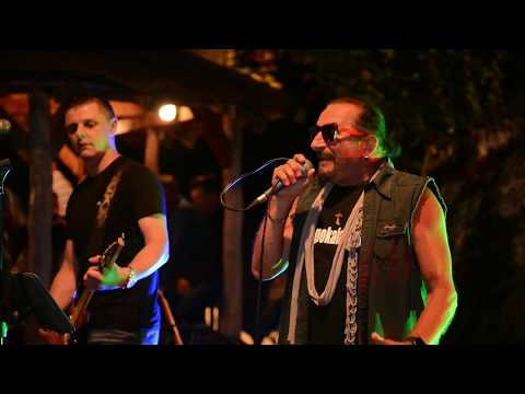 Željko Bebek & Afrodita band - Ja po kafanama live - Lištani 2016.