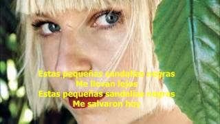 Sia   Little Black Sandals(subtitulada al español)