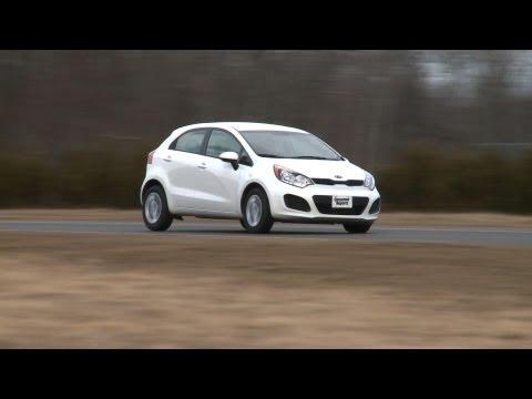2012 Kia Rio review Consumer Reports