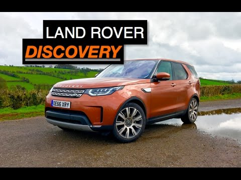 2018 Land Rover Discovery HSE Luxury Review - Inside Lane