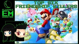 Top 6 Games That End Friendships