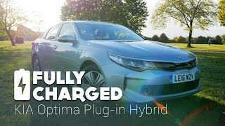 Kia Optima Plug-In Hybrid 2017 Videos