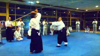 Aikido Ñuñoa - Escuela de Aikido Shinsen - Shihan Jorge Rojo Agosto 2015