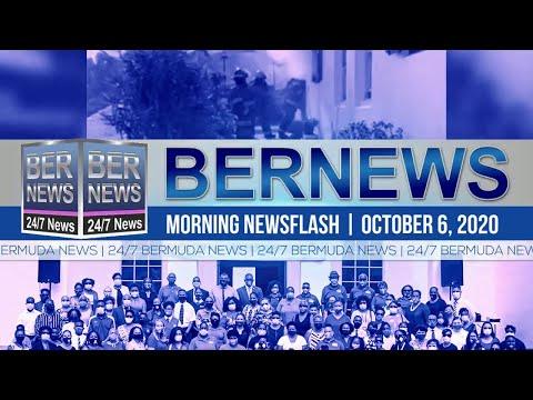 Bermuda Newsflash For Tuesday, Oct 6, 2020
