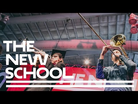 Jazz Performance | Commencement 2016 | The New School