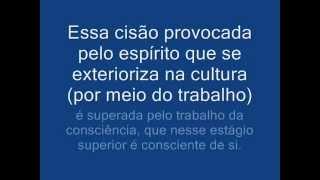 Filosofando o TRABALHO e a ALIENAÇÃO. Prof Rogerio Freitas