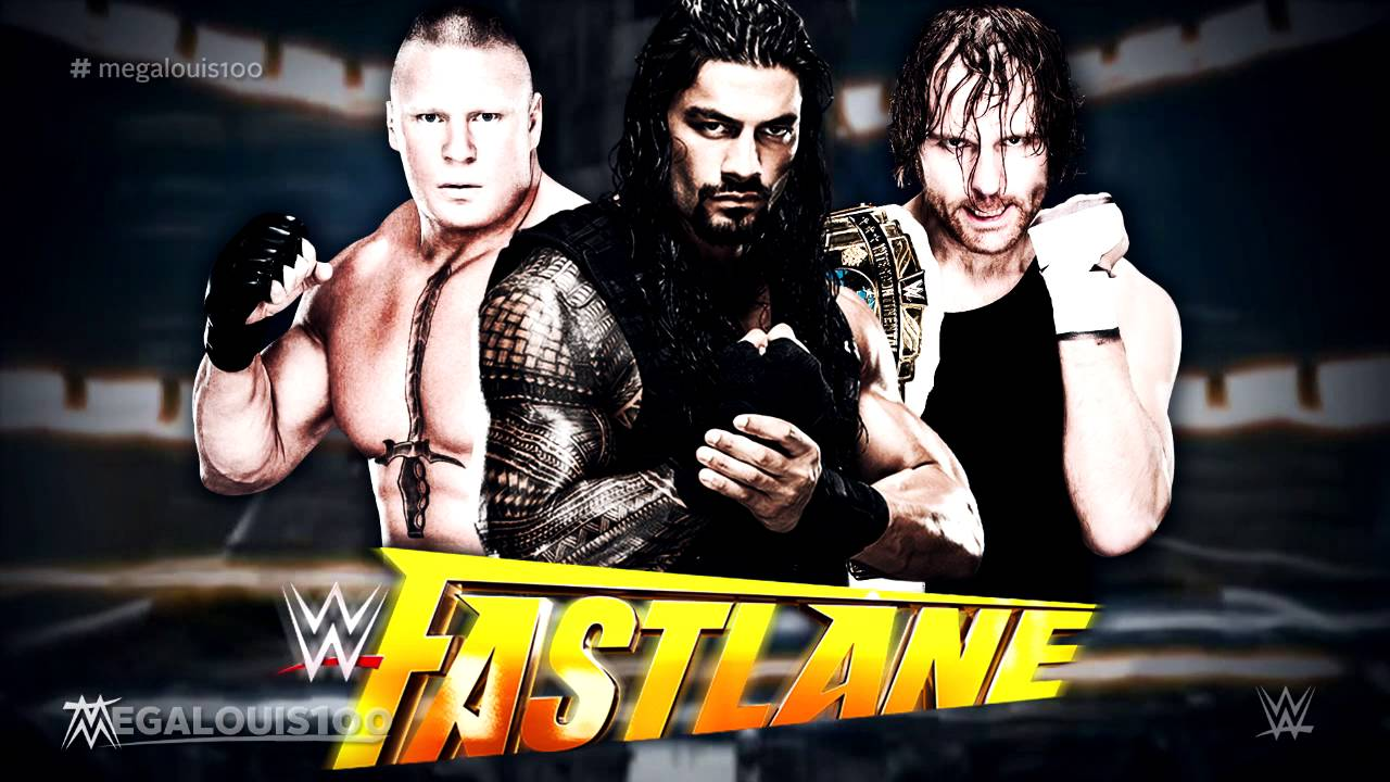 WWE Fast Lane 2016 Official Theme Song -