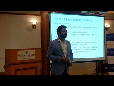 Ozone:Revolution in dentistry by dr sudhir dole