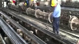 Concrete Electric Pole Production  Machine