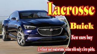 2019-Buick-LaCrosse-Features 2018 Buick Lacrosse 2018 Buick Lacrosse Price 2018 Buick