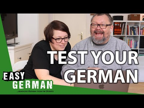 We Created A Trivia Game For Learning German!
