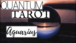 Aquarius - The connection is real, you're not imagining it - Relationship Tarotscope