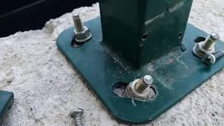 Çelik dübel nasıl çakılır (monte edilir)