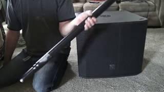 DJ Help - Wobble Free Electro-Voice ASP-58 Subwoofer Pole