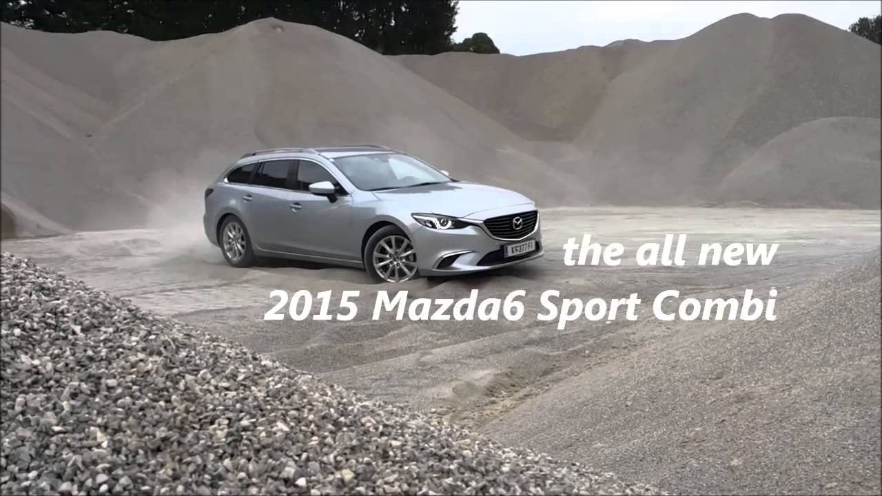 2015 mazda6 sport combi cd150 awd youtube. Black Bedroom Furniture Sets. Home Design Ideas
