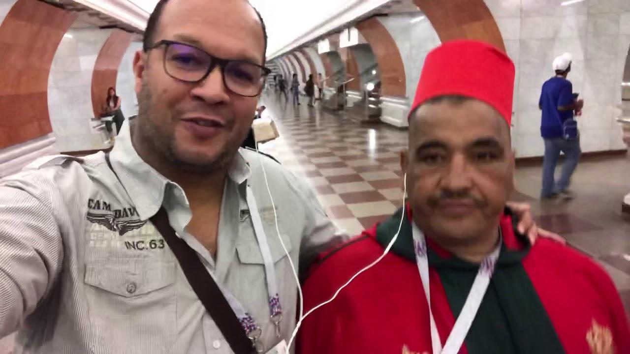 Simo Daher - نيبا تلف مني شاف الميترو ديال moscow
