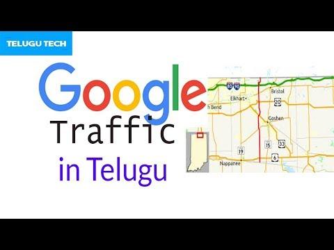 How Google Maps knows  Traffic in Telugu ?