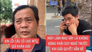 Đang trên đường đi làm từ thiện Khương Dừa gọi điện chửi về vấn đề anh em Trường Vũ...!