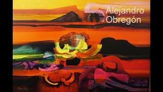 Alejandro Obregón - 31 pinturas. Surrealismo.